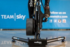 Wahoo puts a new spin on going nowhere fast